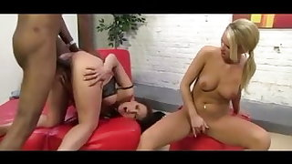 mom and teen take bbc
